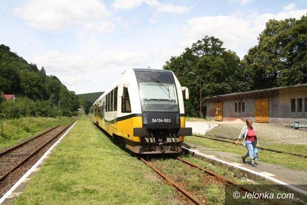 REGION: Stulecie linii kolejowej