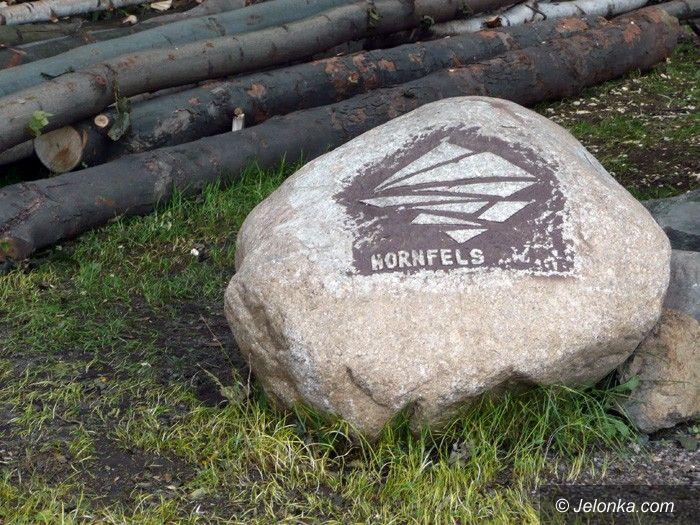 REGION: Twarda skała w centrum Karpacza