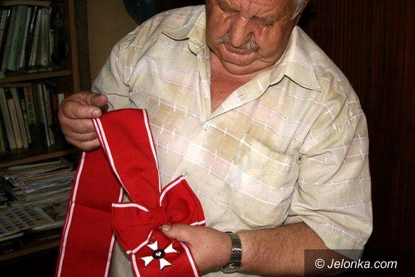 JELENIA GÓRA: Pod zegarem odznaczenia za walkę z sowietami
