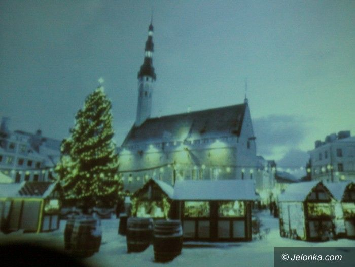 JELENIA GÓRA: Daleka Estonia bliżej Jeleniej Góry