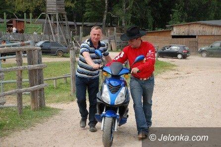 REGION: Komendant w rodeo