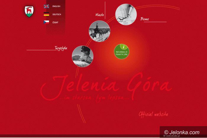 JELENIA GÓRA: Wirtualna Jelenia Góra w nowej odsłonie