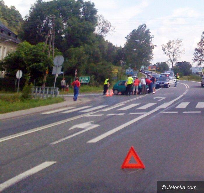 REGION: 81–latek za kierownicą nie ustąpił pierwszeństwa