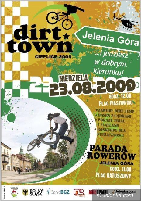 Jelenia Góra: Dirt Town Cieplice