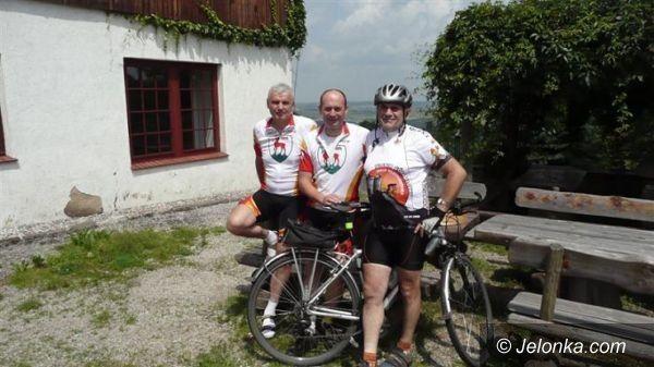 Jelenia Góra/Antoniów: Spotkanie rowerowe w Iwenicy