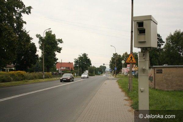 Jelenia Góra / region: Złapie cię fotoradar, nie licz na pouczenie
