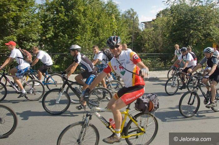 Jelenia Góra: Kochają Jelenią Górę i ...rowery