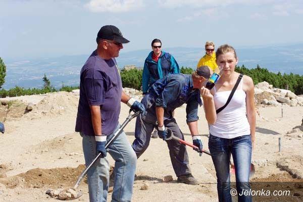 Karkonosze: Niepełnosprawni wejdą w góry