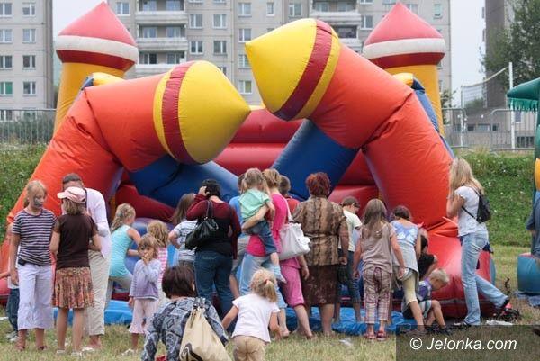 Jelenia Góra: Festyn na Zabobrzu