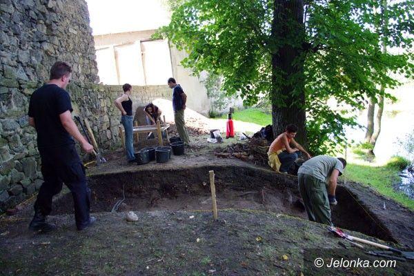 Siedlęcin: Archeolodzy goszczą w wieży w Siedlęcinie