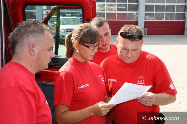 JELENIA GÓRA/ region: X Manewry Ratownicze strażaków rozpoczęte