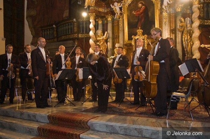 JELENIA GÓRA: Wielkie brzmienia w barokowej świątyni
