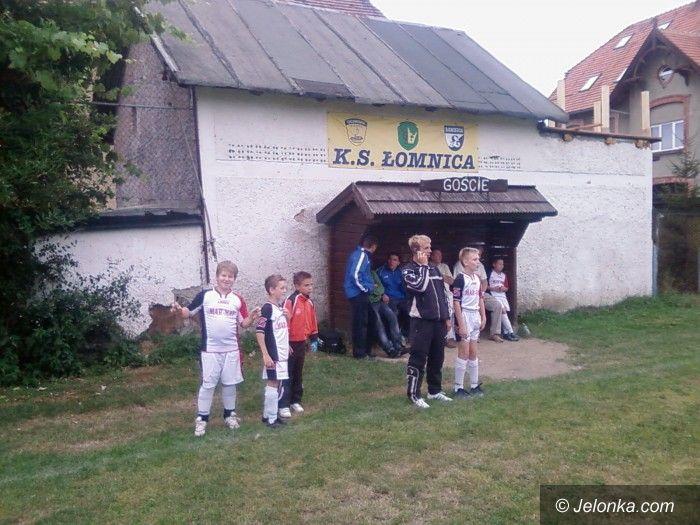 Łomnica: Trzynaście bramek w meczu Chojnika