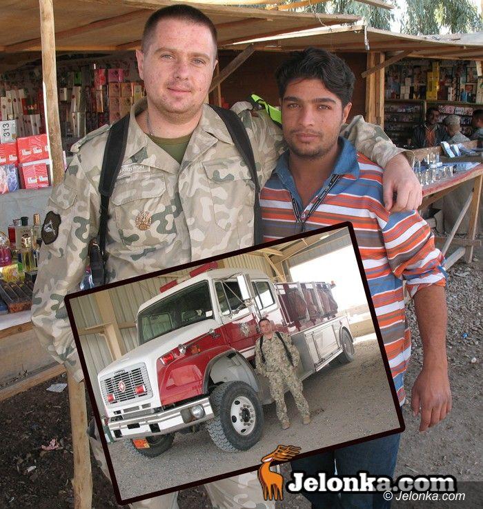 JELENIA GÓRA: Irak jak narkotyk
