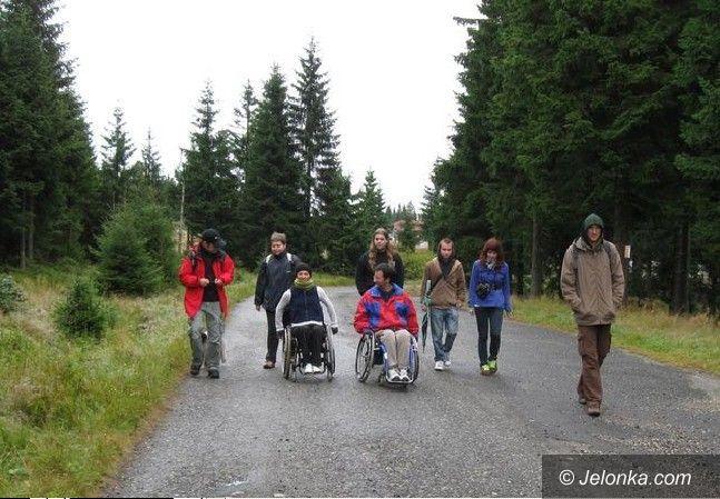 REGION: Szlaki dla wózkowiczów