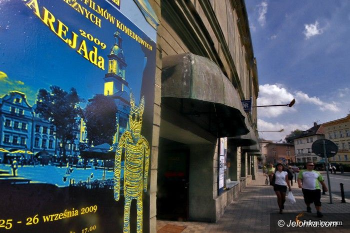 JELENIA GÓRA: Dziedzictwo Barei na ekranie