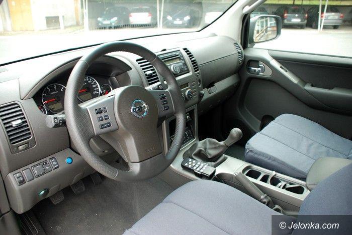 JELENIA GÓRA: Nissanami na sygnale