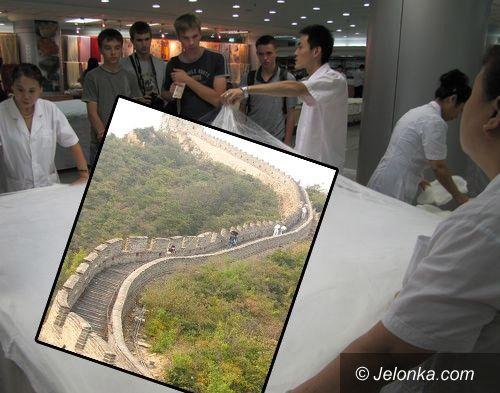JELENIA GÓRA: Wielcy jak Chiński Mur!