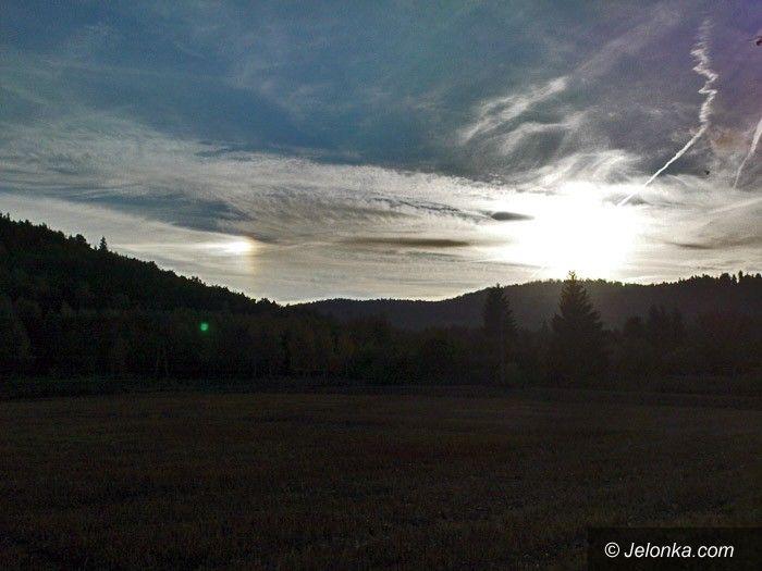 REGION: Dwa słońca nad Kotliną Jeleniogórską