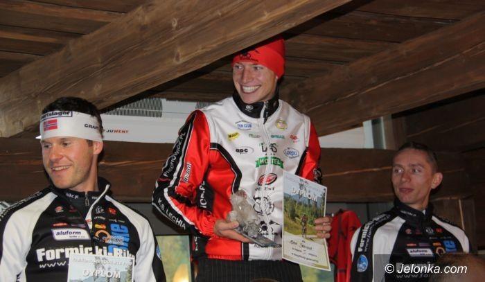 Karkonosze: Adam Drahan zwycięzcą Karkonosze Tour MTB'09