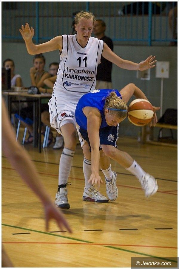 Jelenia Góra: Częstochowa kolejnym rywalem koszykarek Finpharmu