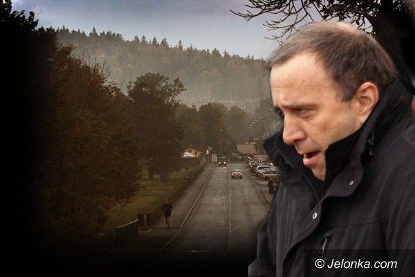 JELENIA GÓRA: Grzegorz Schetyna na krótko u nas