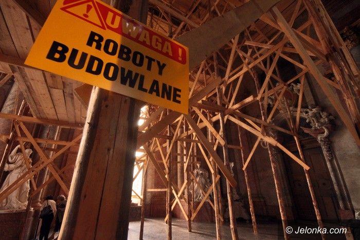 REGION: Miliony na remont opactwa w Krzeszowie