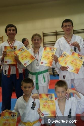 Łódź: Żniwo medalowe zawodników Shidokan