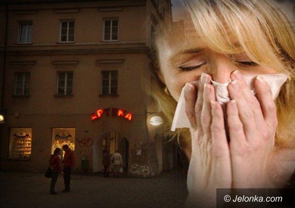 JELENIA GÓRA: Higiena remedium na grypę