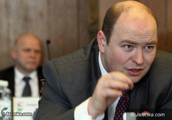 JELENIA GÓRA: Miłosz Sajnog został zastępcą prezydenta