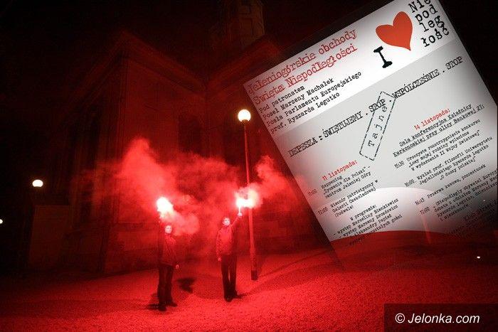 JELENIA GÓRA: Zakochani w niepodległości