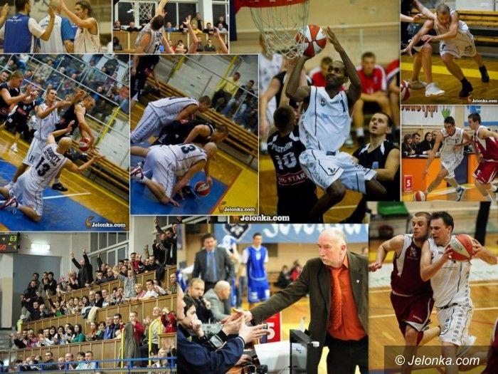 Jelenia Góra - Sudecka: Wielkie koszykarskie derby