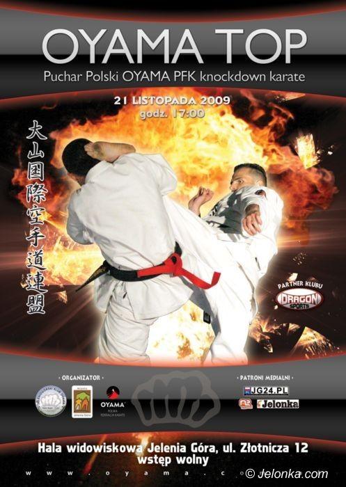Jelenia Góra: Puchar Polski Oyama PFK knockdown karate