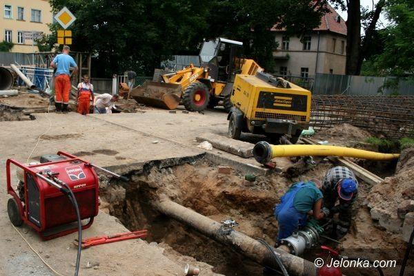 REGION: Koniec kłopotów z przejazdem przez Lwówek