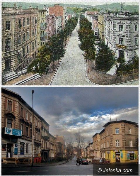 JELENIA GÓRA: Fotozagadka z Jelonki: to ulica Traugutta