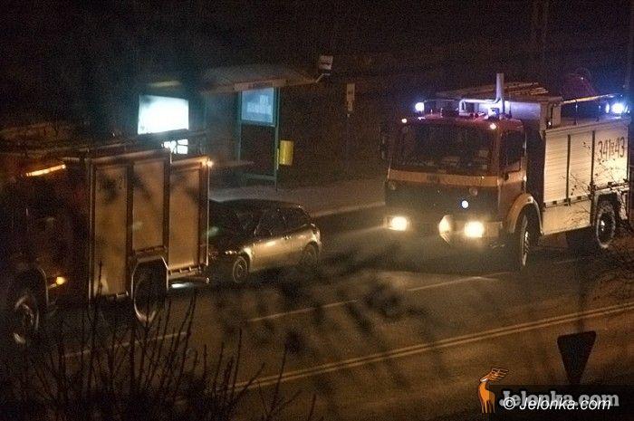 Jelenia Góra: O krok od tragedii na zebrze