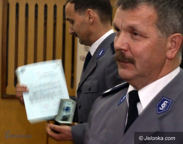 JELENIA GÓRA: Komendant też policjant i zatrzymywać może