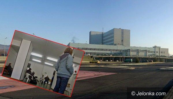 JELENIA GÓRA: Nowa przychodnia w szpitalu już od stycznia