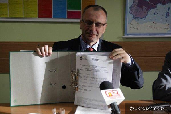 Jelenia Góra: Jest umowa na obwodnicę