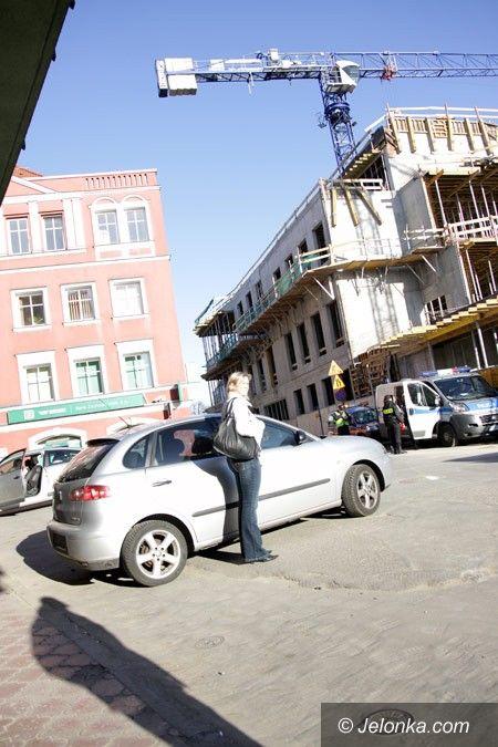 Jelenia Góra: Samochody na lawetę