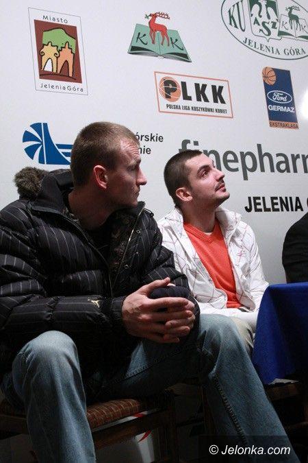 Jelenia Góra: Sudety rozwiązują kontrakty z zawodnikami