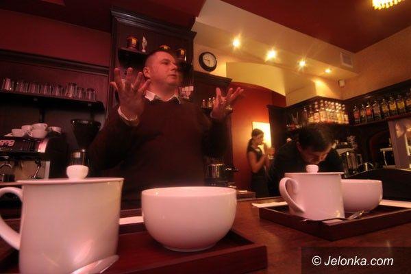 JELENIA GÓRA: O herbacie przy czekoladzie