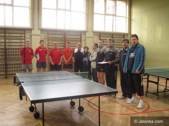 Lwówek Śląski: Zwycięstwo tenisistów z Lwówka
