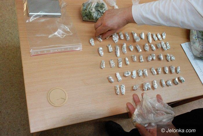 JELENIA GÓRA: Duże kłopoty przez narkotyki