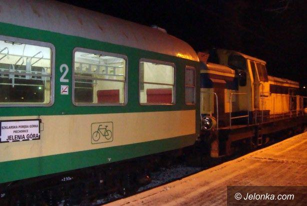 JELENIA GÓRA/ KRAJ: Wsiąść do pociągu nie byle jakiego