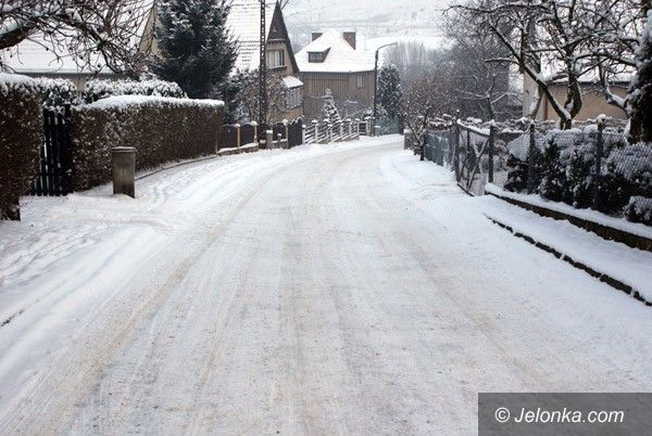 REGION LWÓWECKI: Zima nie zaskoczyła drogowców