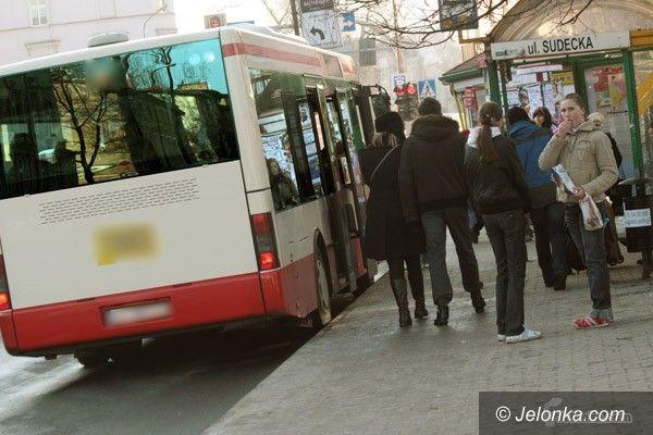 JELENIA GÓRA: Autobusowe niesnaski
