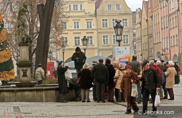 JELENIA GÓRA: Niemców moc