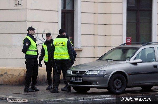 JELENIA GÓRA: Strażnik prawie jak policjant