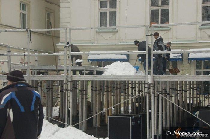 JELENIA GÓRA: WOŚP bez zmian na placu Piastowskim